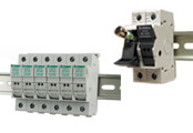 Littelfuse - Fuse Blocks, Fuse Holders and Fuse Accessories - Dead Front Fuse Holders