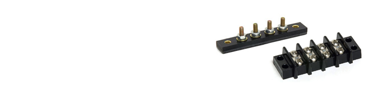 Littelfuse - Misc Products and Accessories - BusBars and Terminal Blocks