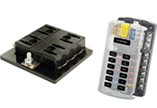 Littelfuse - DC Power Distribution Modules (PDM) Products - Unsealed Power Distribution Modules