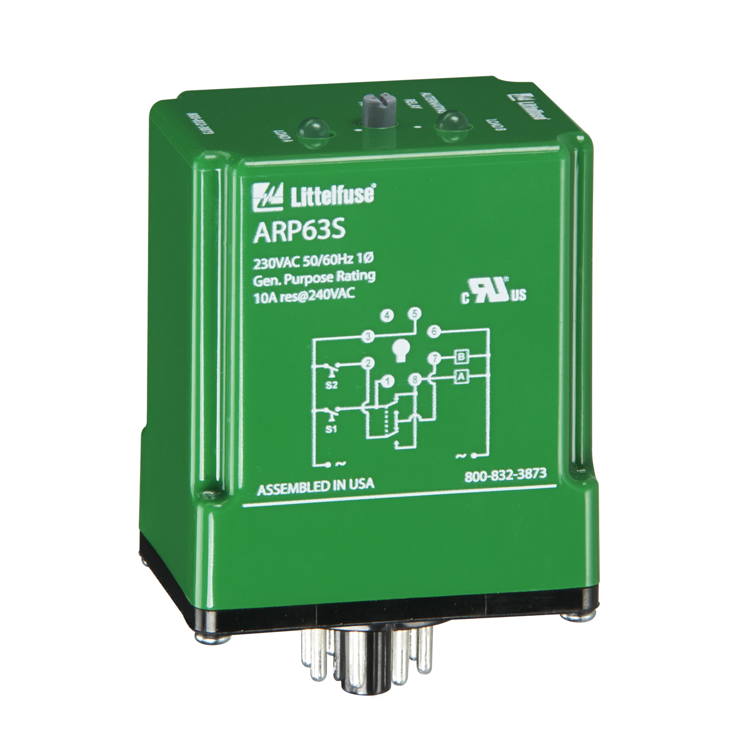 Littelfuse Alternating Relays