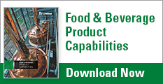 Food and Beverage Capabilities Brochure